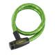 Masterlock 8228 PanzR Kabelschloss 18 mm x 1.000 mm grün